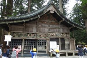 神厩舎(三猿)2