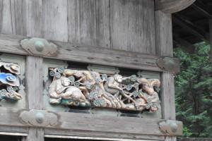 神猿彫刻⑤挫折・再出発